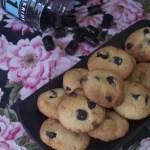 Cookies réglisse-chocolat blanc