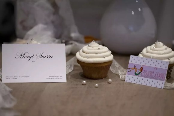 Cupcakes Fashion Cooking Mery Suissa