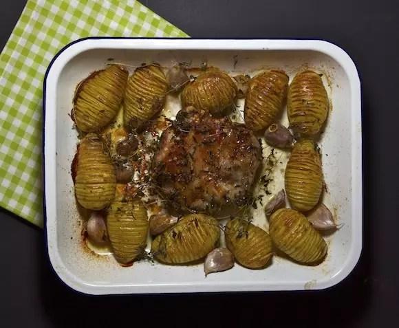 gigot-agneau-ail-pommes-terre-accordeon