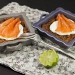 rostis saumon au four 150x150 Recettes de Noël, de fêtes et cadeaux gourmands