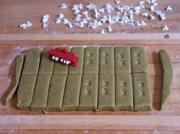 shortbreads the vert matcha