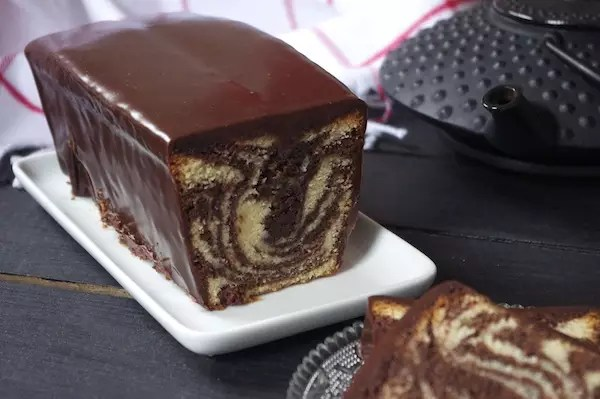 la recette secr te du fameux cake marbr de fran ois perret. Black Bedroom Furniture Sets. Home Design Ideas