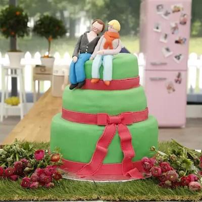 Le Meilleur Pâtissier Wedding Cake