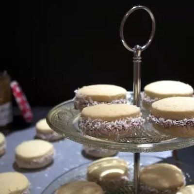 Alfajores (biscuits argentins)