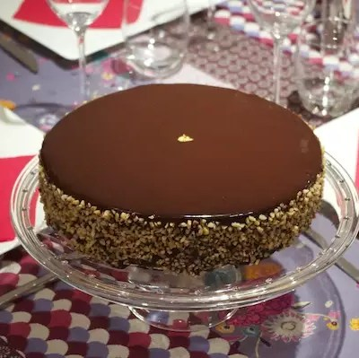 Royal au chocolat (ou Trianon)