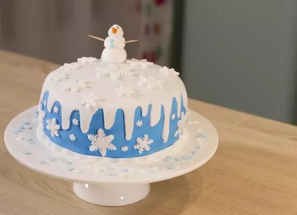 G teau reine des neiges frozen - Reine des neiges en anglais ...