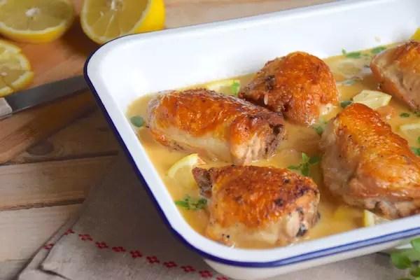 poulet-creme-de-citron-ail