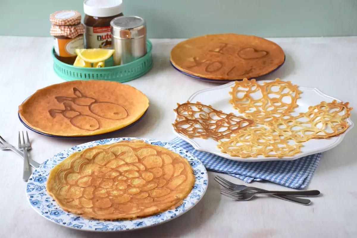 Pancake Art facile
