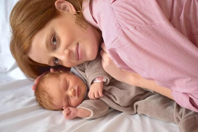 Mon accouchement naturel #1: Mon 1er accouchement sous péridurale