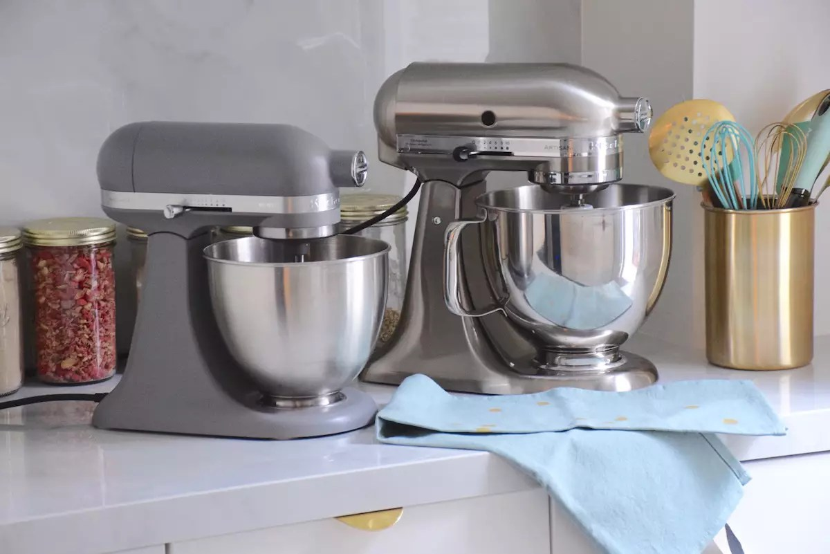 KitchenAid Mini ou Artisan?