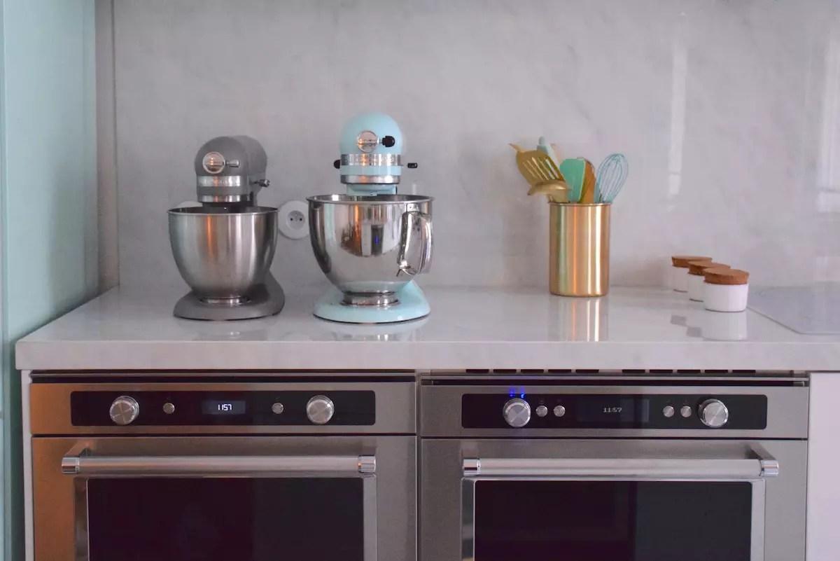 Bien Choisir Son Four ma nouvelle cuisine #4 - mon four kitchenaid - anne-sophie