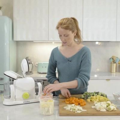 Diversification #5: On crée ses propres recettes de petits pots maison