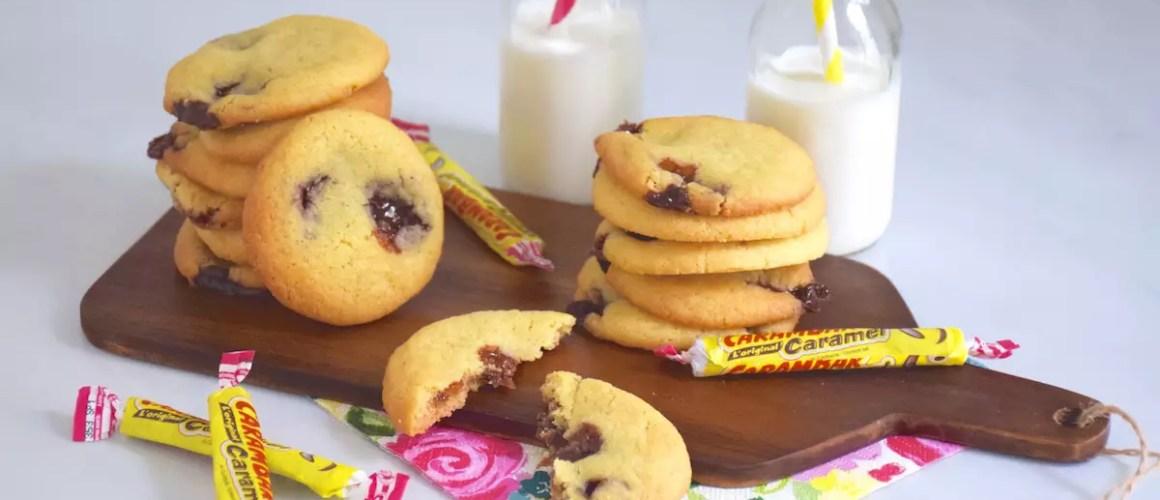 La folie des cookies – Cookies aux Carambars