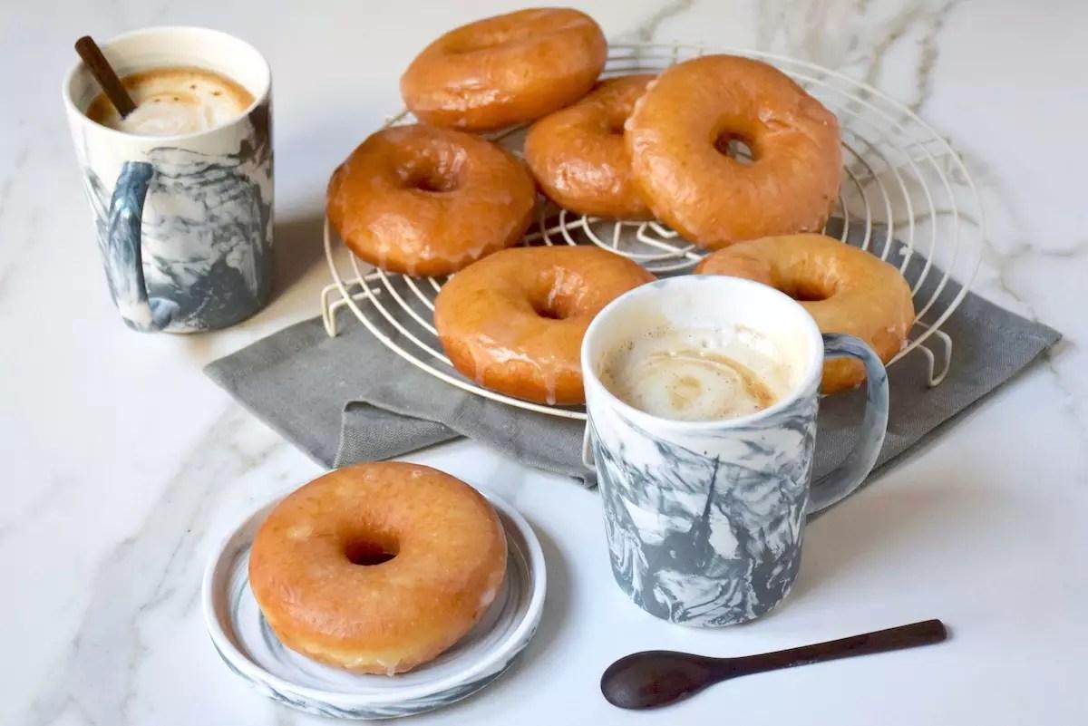 Recette de donuts façon Krispy Kream