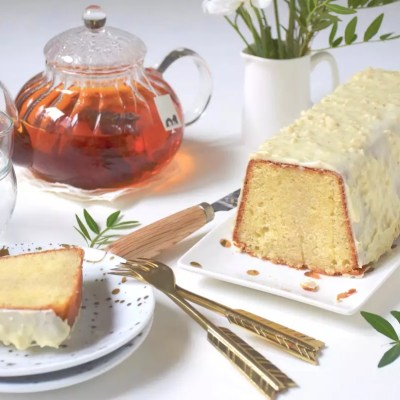Maître Pierre Hermé – Cake infiniment vanille