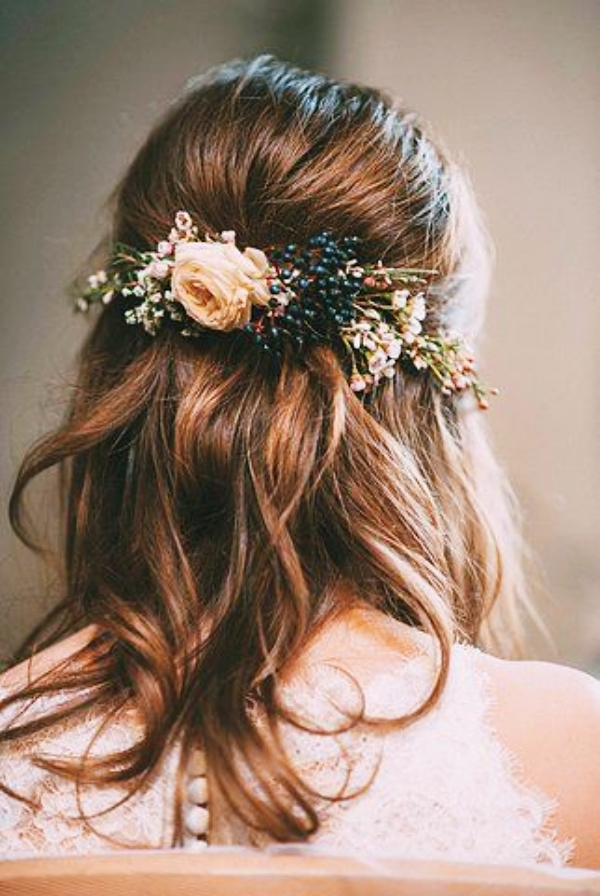 35 Perfect Wedding Hairstyles for Short Hair  Fashiondioxide