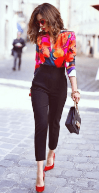 60 Casual Work Outfits for Spring to try this Year - Page ...