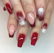 cute valentine's day nails design
