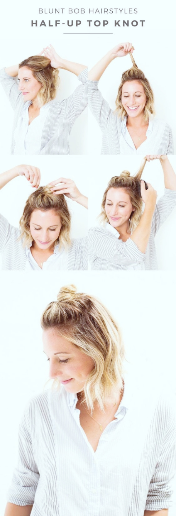 45 easy-peasy hairstyle tutorials for working moms