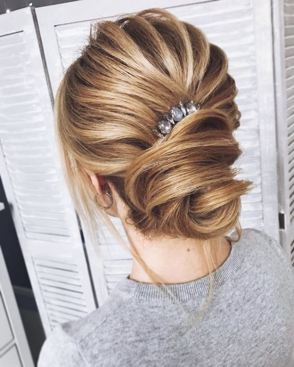30 The Mother Of Bride Long Hairstyles 2018 Hairstyles Ideas