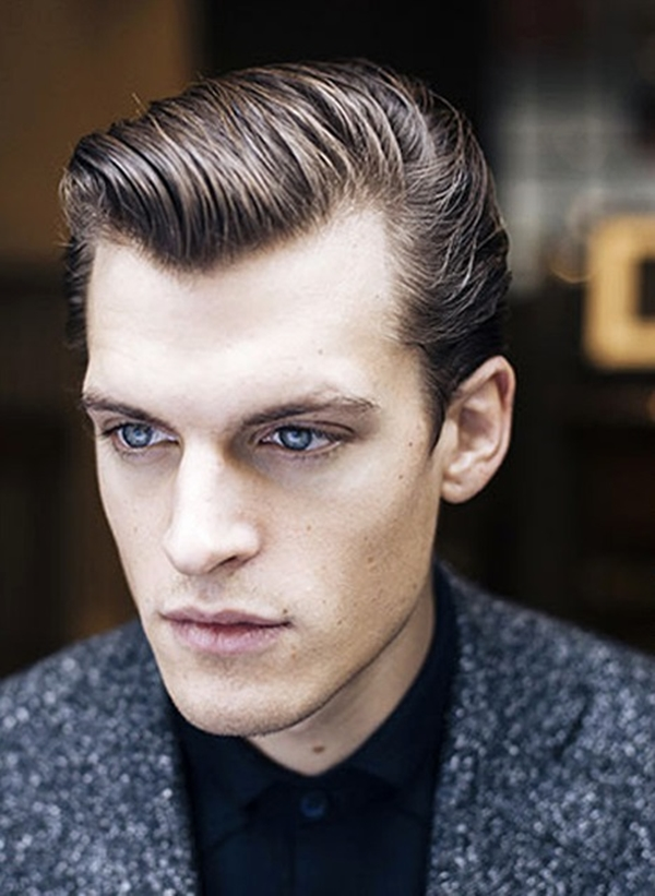 40 Hairstyles for Men with Thin Hair and Big Forehead ...