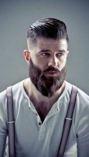 beard styles oval face