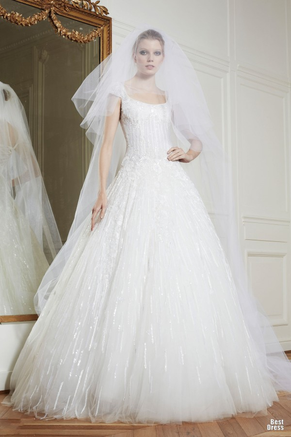 Zuhair Murad Wedding Dresses 2013