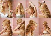 hair tutorials long