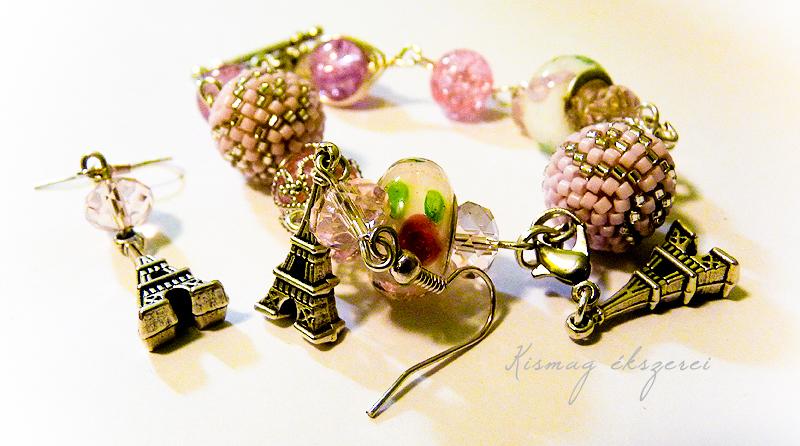 10 Pieces Of Jewelry  I love Paris