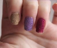 39 Glitter Nail Polish Ideas