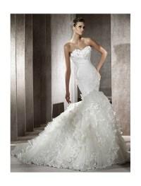 Pics For > Extravagant Mermaid Wedding Dresses
