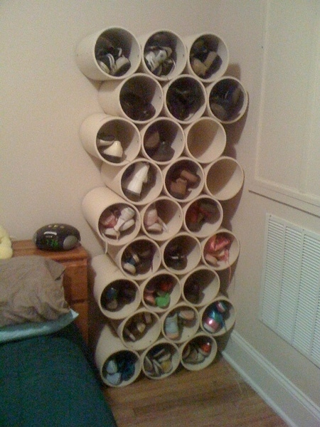 17 Interesting Ideas How To Store Your Shoes
