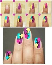creative nails tutorials