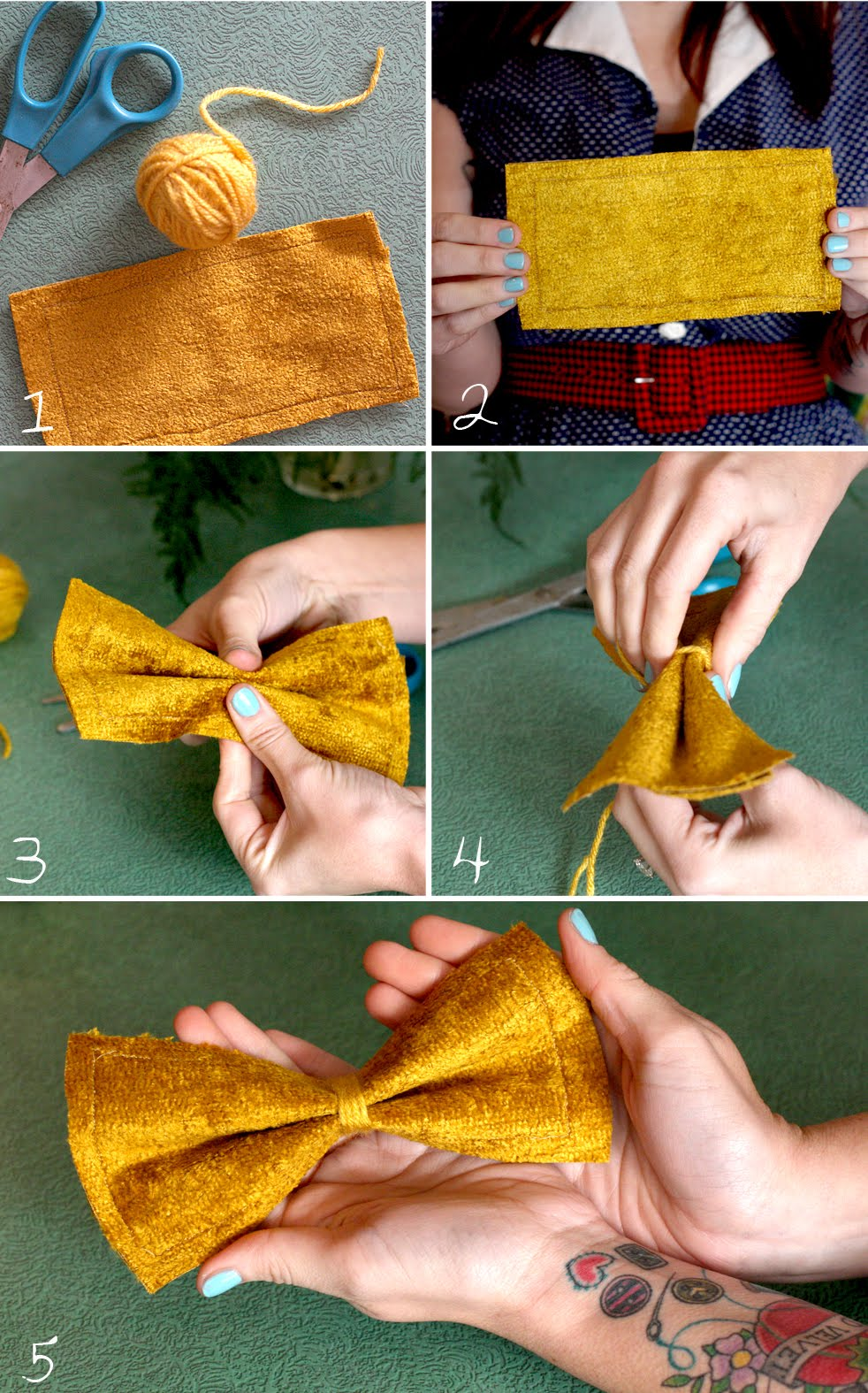 26 Iteresting DIY Ideas How To Make Bows  Fashion Diva Design