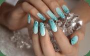 amazing colorful nails design