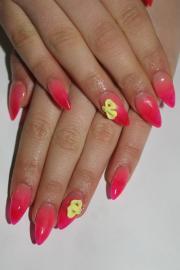 amazing trendy nail design