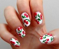 19 Interesting Fruit Nail Designs