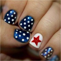12 Festive Fourth of July Fingernail Designs