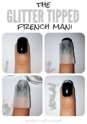 simple and easy nail tutorials