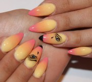extreme summer nail design