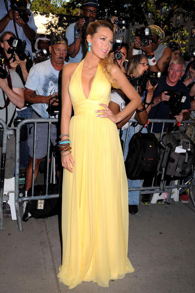 26 Blake Livelys Fabulous Dresses