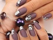 cute nail art design