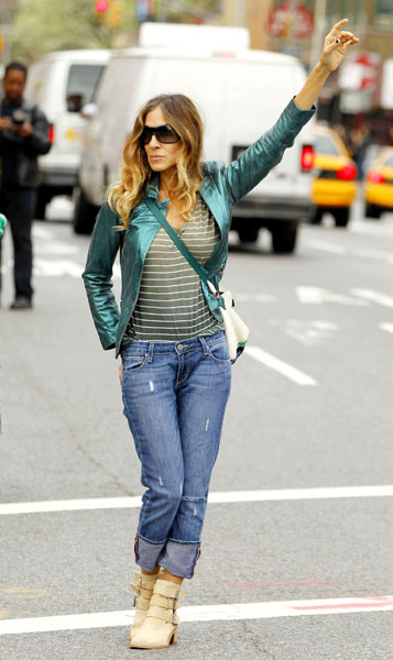 From Carrie to Style Crush Sarah Jessica Parker