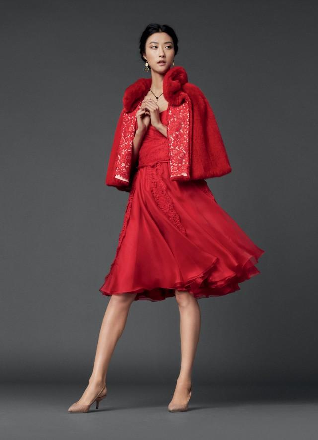 Dolce  Gabbana FallWinter 2014