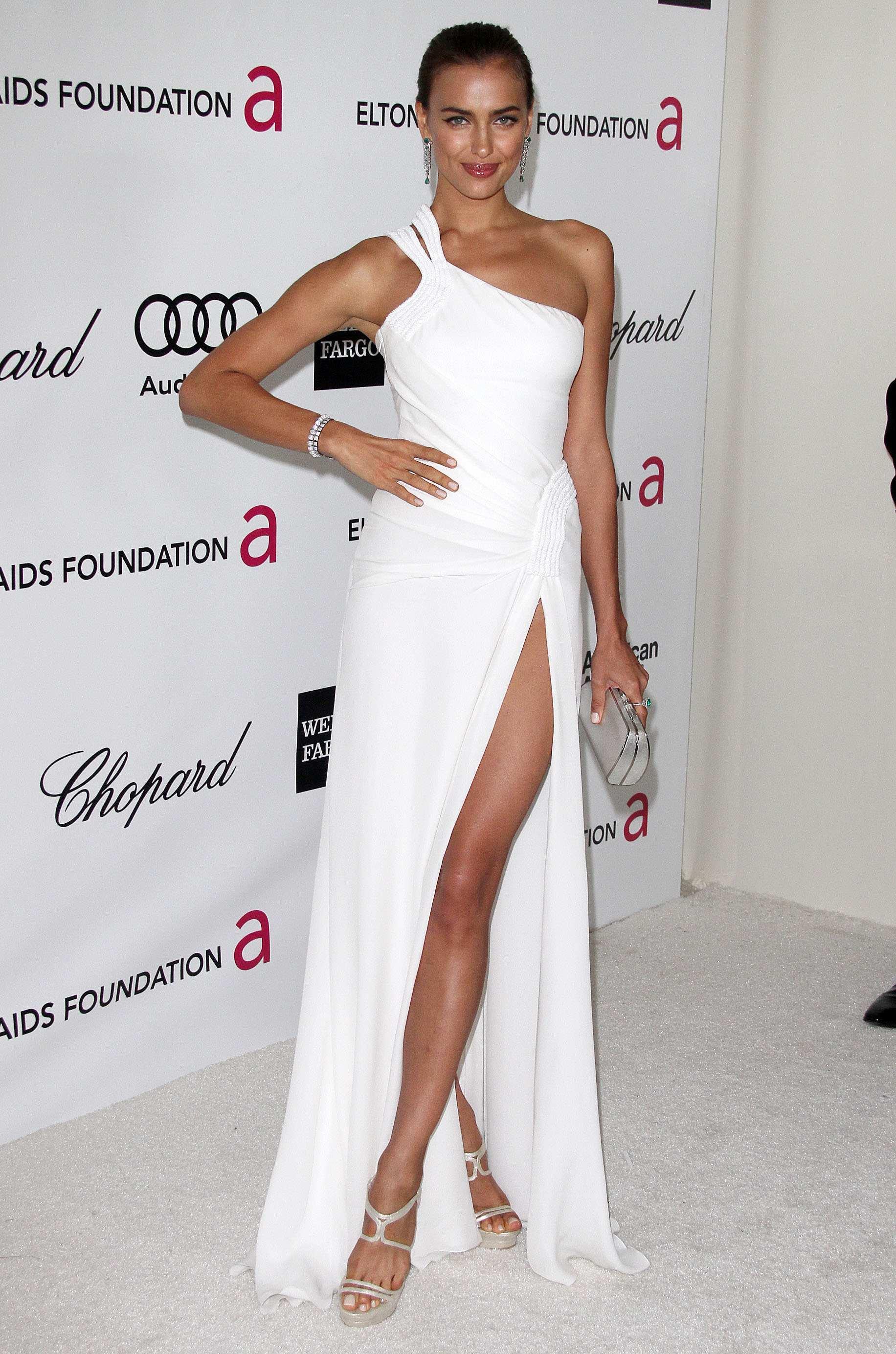 Outstanding Dresses Of Irina Shayk