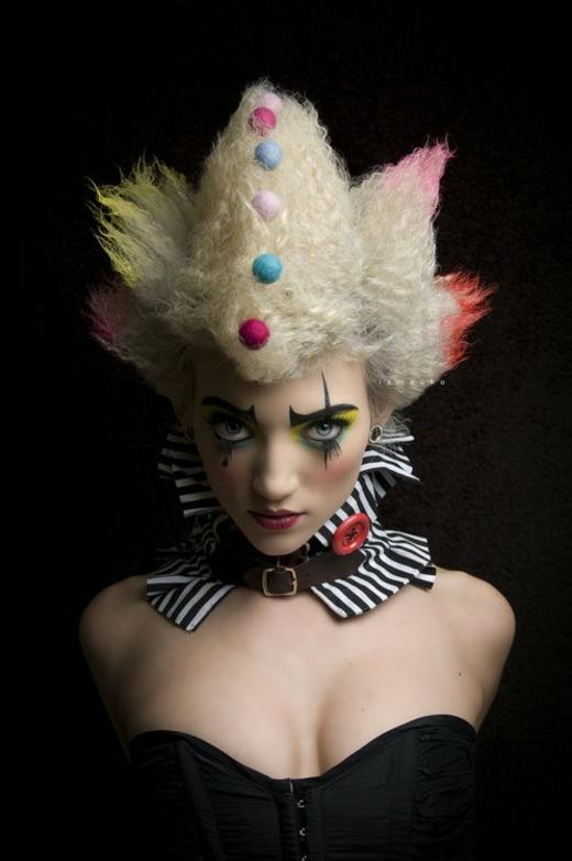 22 Spooky Halloween Makeup Ideas