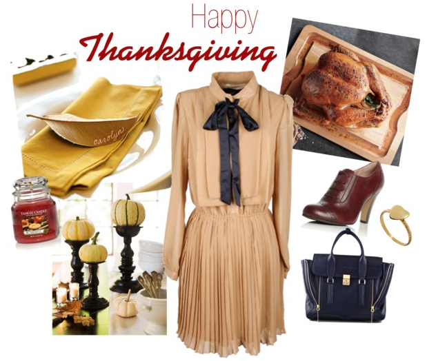 What to Wear on Thanksgiving Day and Still Look Gorgeous