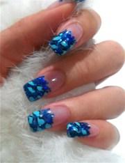 gel nail design 2014