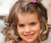 adorable hairstyles daughter