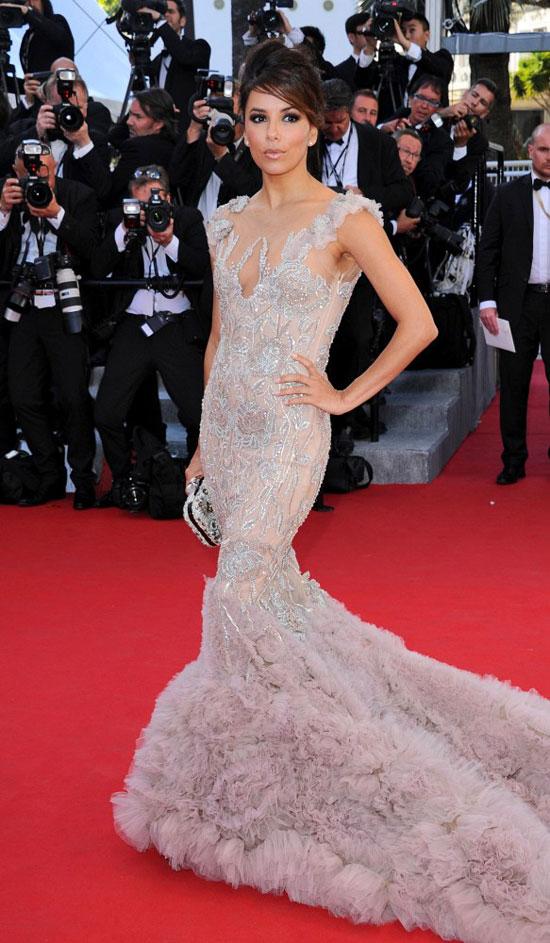 Eva Longoria  Fashion And Style